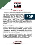 maggiodeilibri_2013_comunicato