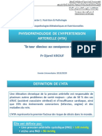 Physiopathologie de lhypertension artérielle