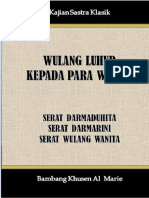 Buku Wulang Wanita Full