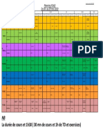 planning  FOAD   Du 04  au 9 mai 2020