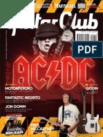 Guitar Club Magazine Dicembre 2020 Byvasco