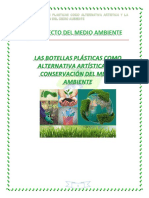 Proyecto Medio Ambiente Colegio Ilusiones Infantiles 1 2020