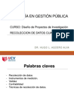 6RECOLECCION DE DATOS