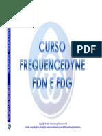 Curso Frequencedyne FDN e FDG