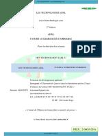 Livre Technologies Xdsl[12296]