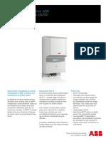 ABB PVI-3.0-3.6-4.2_BCD.00529_FR