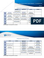 Horario Presencial Profesorado_Inglés 1°C Semana 2