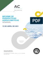 Perspectivas Agroclimáticas