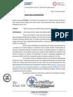 OFICIO MÚLTIPLE N° 120 - Remite encuesta de la UNESCO sobre preparación de docentes (1)