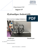 Rapport Hydraulique TP