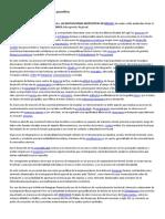Geopolítica de Bolivia y sus motivaciones geopolíticas