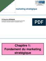 Cours Marketing Stratégique Chap1et2-Fusionné
