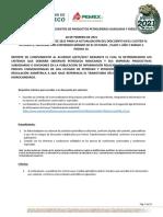 PUBLICACIÓN DE DESCUENTOS PEMEX  MARZO
