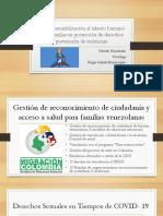 Prevención en Violencias y Fortalecimiento en Derechos de Los Niños y Niñas