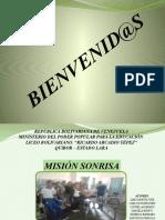Proyecto Comunitario Del Liceo Bolivariano Ricardo Arcadio Yepez