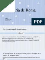 Historia de Roma (6)