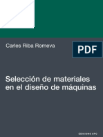 seleccion de materiales carles riba
