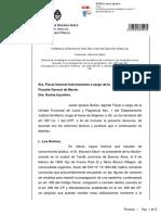 La denuncia completa contra Mauricio Macri
