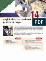 Tema 14 Amplificadores Con Transistores Mosfet