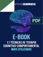 E-BOOK 11 TÉCNICAS DA TCC