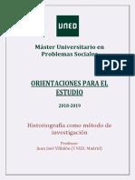 GUIA DE ESTUDIO historia