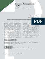 O Brasil e os brasis no Antropoceno
