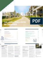 Les Aides Financieres Au Logement Edition 2020 Cle114d55
