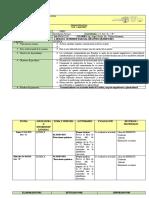 Planificación de Quimica Proyecto 6 Semana 10 Primer Parcial Segundo Quimestre 3ero ( Bt)