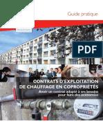 2.1.2. Guide Contrat d'Exploitation Chauffage en Copropriété