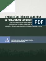 Livro - MP - O Ministério Público Na Defesa Do Direito à Cidade - 2019