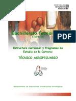 5.PLAN DE ESTUDIO TEC. AGROPECUARIO.