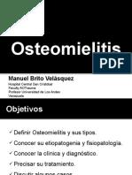 Osteomielitis ULA