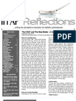 IITAP Reflections - The CSAT and The New Media
