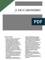 Manual Do Caroneiro
