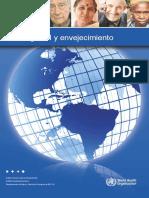 salud global y envejecimiento