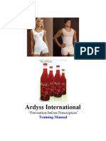 ARDYSS TRAINING GUIDE 2011