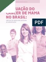 A Situacao CA Mama Brasil 2019