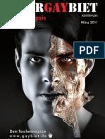 RuhrGAYbiet Ausgabe März 2011