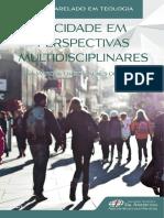 a cidade em perspectivas multidisciplinares