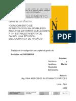 Formato de Revision Sistematica - Gonzales Echevarria