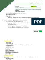 Ejercicio #4 Alta de Cuentas y Subcuentas