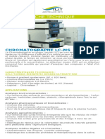 Chromatographe-LC-MS
