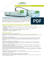 Chromatographe-gc-ms