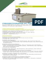 Chromatographe-gc-fid