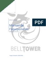 JDR mercenaire Lexell, manuel de l'équipements