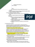 SISTEMA DE DETECCIÓN DE INCENDIOS Y ALARMA PARTE 1 GENERAL
