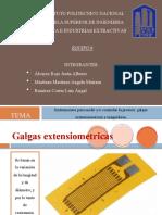 15-03-2021 Instrumentos para medir o controlar la presión por galgas extensiométricas y Magnéticos