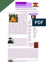 Boletim Flor do Urucum Nº 06
