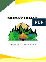 Hotel Campestre Munay Huasi (1)