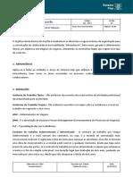 Contratos Intermitente de Trabalho - NG 0073